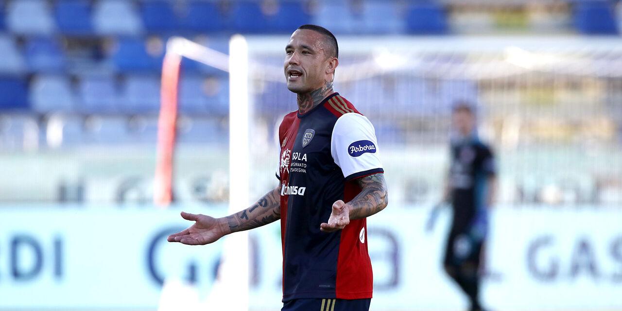 """Cagliari, si complica Nainggolan dall\'Inter: """"Problematiche reciproche"""" (Getty Images)"""
