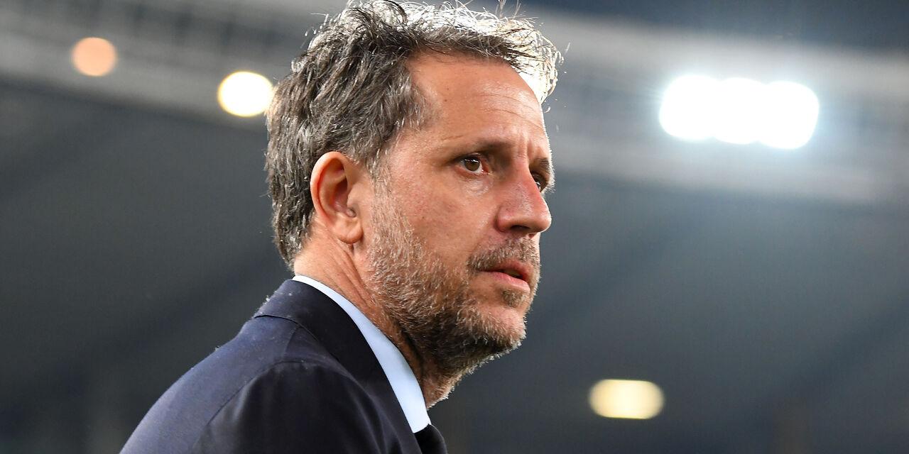 """Paratici: """"Scudetto? La Juventus non muore mai. Su Skriniar, Brozovic e Vlahovic..."""" (Getty Images)"""