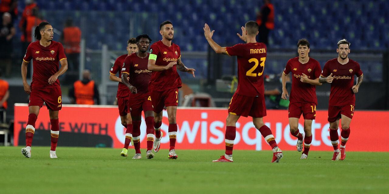 Roma-CSKA Sofia, cronaca e tabellino (Getty Images)