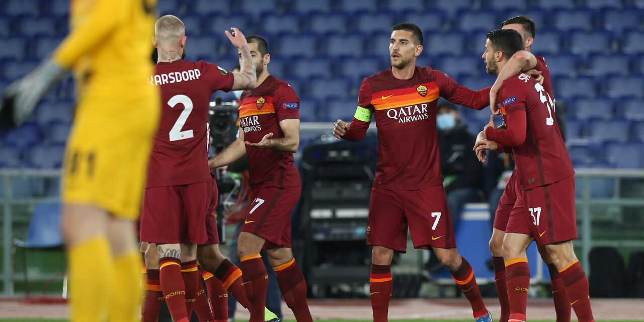 Roma-Shakhtar Donetsk 3-0: cronaca e tabellino (Getty Images)