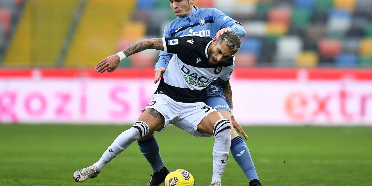 """Udinese, Pereyra: """"Posso giocare anche in attacco. Su De Paul..."""" (Getty Images)"""