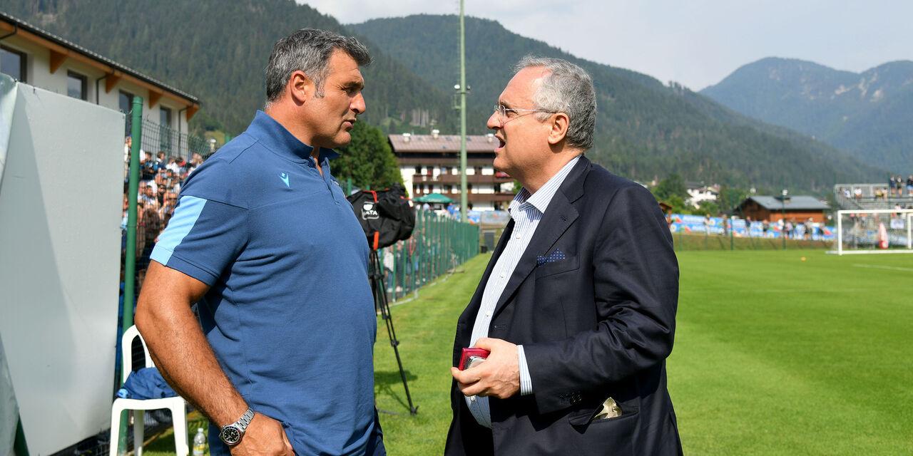 Lazio, rottura fra Peruzzi e Lotito: Parolo nuovo club manager? (Getty Images)