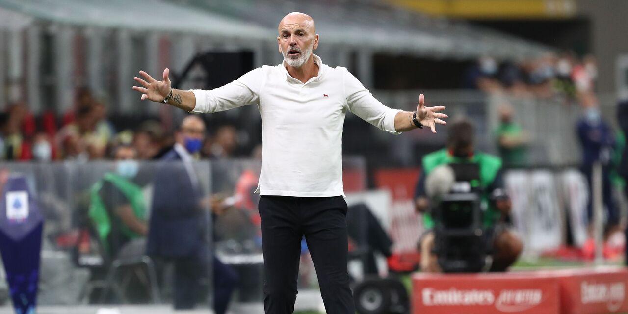Juventus-Milan, la conferenza di Stefano Pioli (Getty Images)