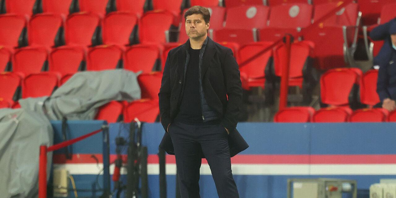 """Psg, Pochettino: """"Hakimi deve migliorare molto"""" (Getty Images)"""