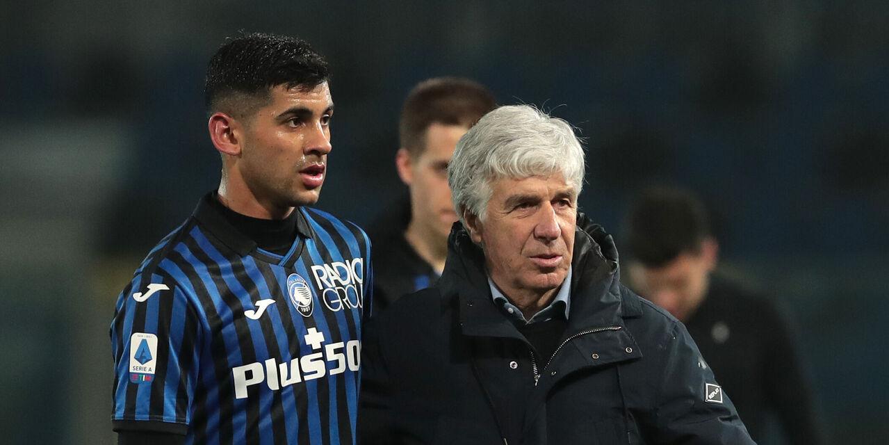 """Atalanta, Romero resta per Gasperini: """"Ero un disastro, mi ha maturato"""" (Getty Images)"""