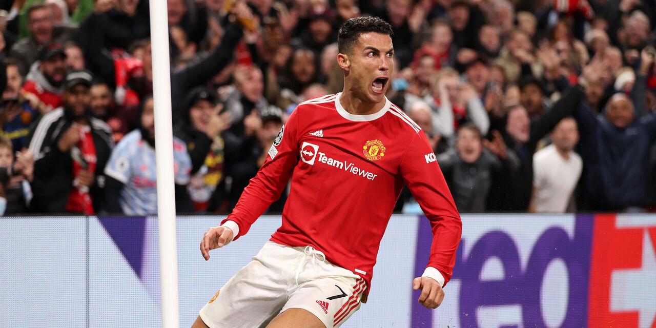 """Il solito Cristiano Ronaldo: """"Critiche? Dormo bene, sono il migliore"""" (Getty Images)"""