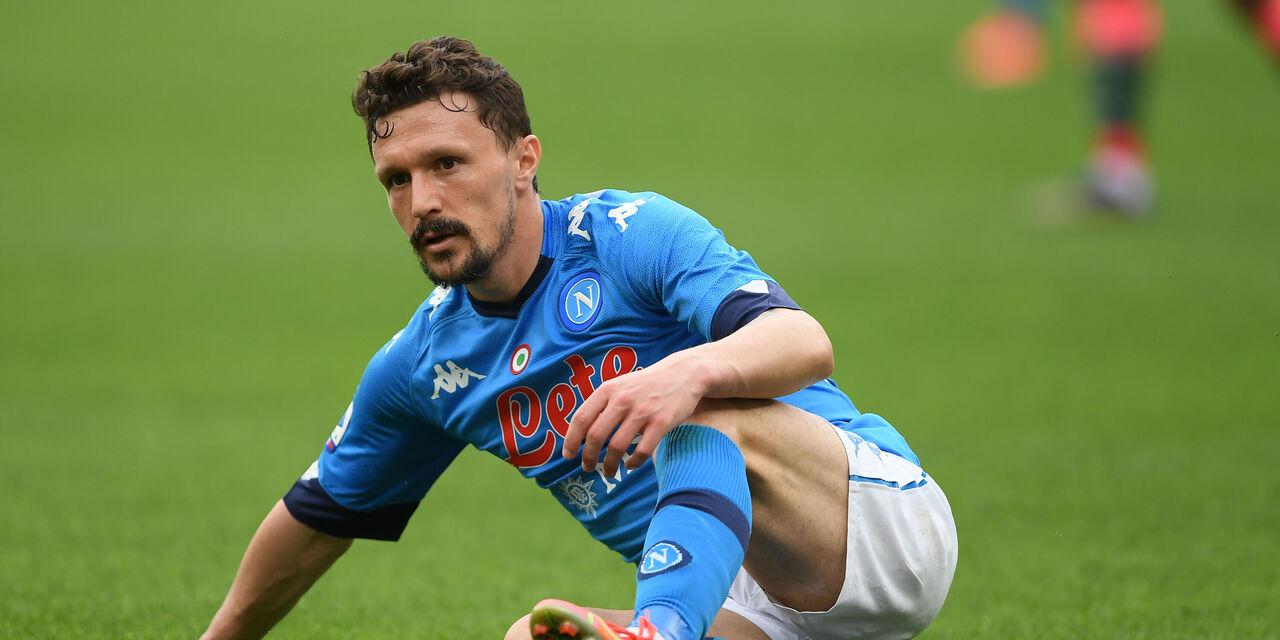 """Napoli, l\'agente di Di Lorenzo e Rui non ha dubbi: """"Restano entrambi"""" (Getty Images)"""