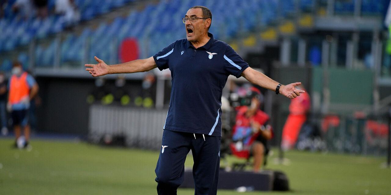 Lazio-Spezia 6-1, gol e highlights (Getty Images)