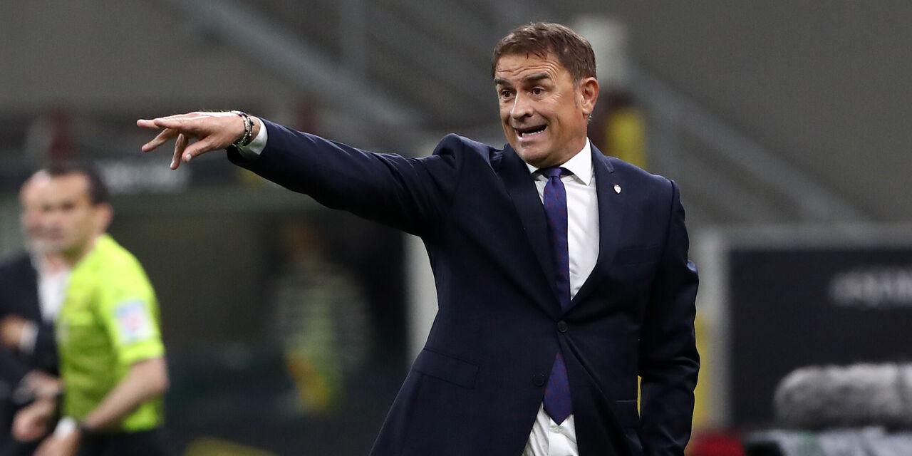 """Cagliari, Semplici: """"Nandez? Dobbiamo fare un sacrificio. Su Godin e Nainggolan..."""" (Getty Images)"""