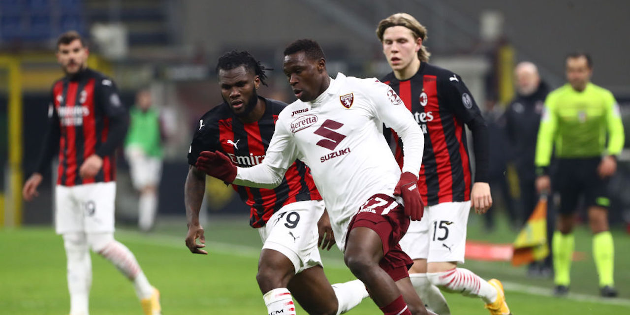 Torino, Lyanco e Singo in gruppo: le ultime  (Getty Images)