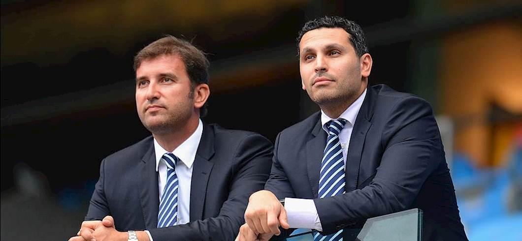 Soriano con Al Mubarak (getty)