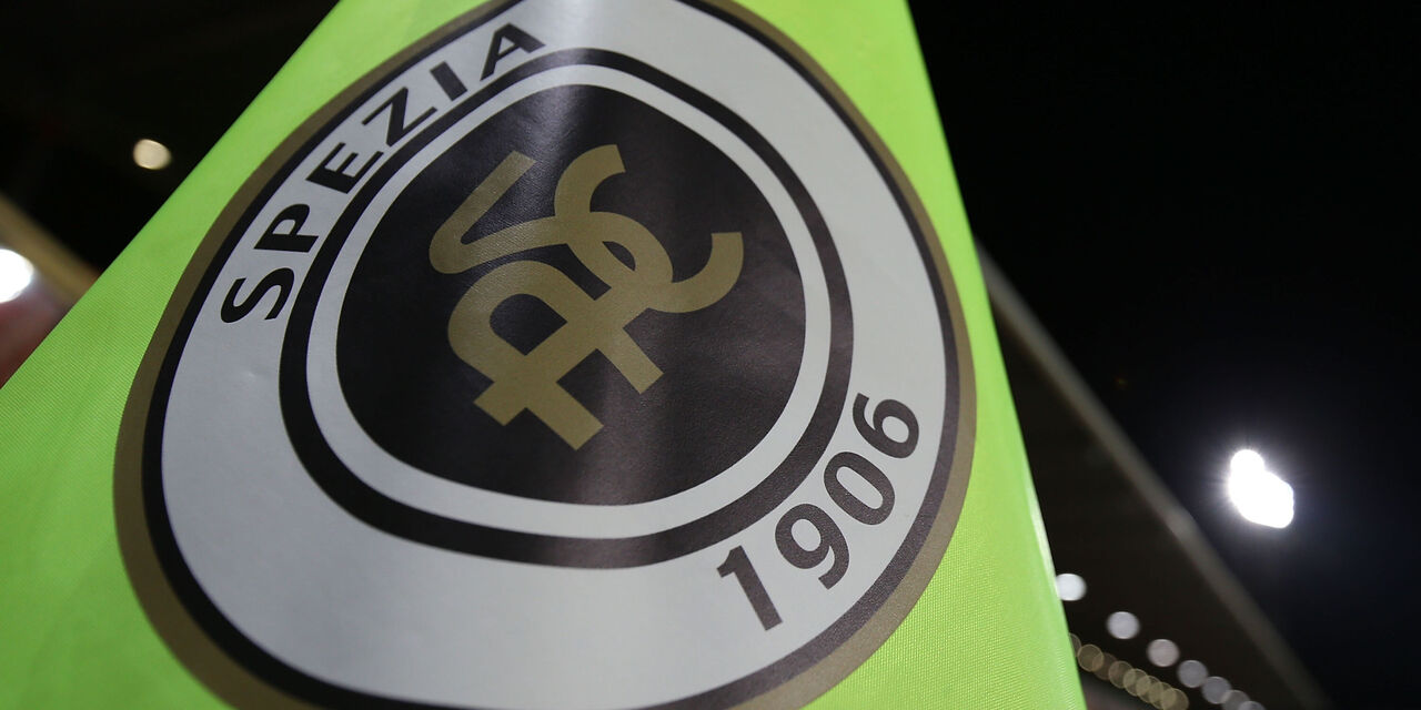 Spezia, Reca positivo: la nota del club (Getty Images)