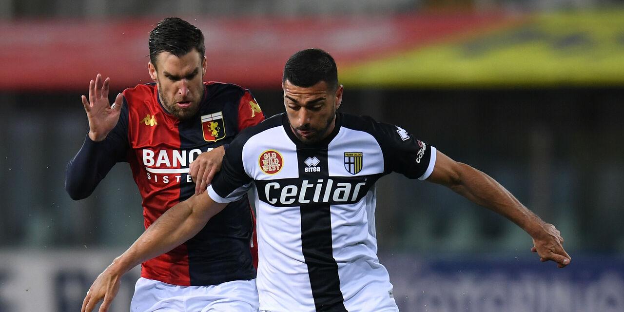 Parma-Genoa 1-2: voti, tabellino e marcatori