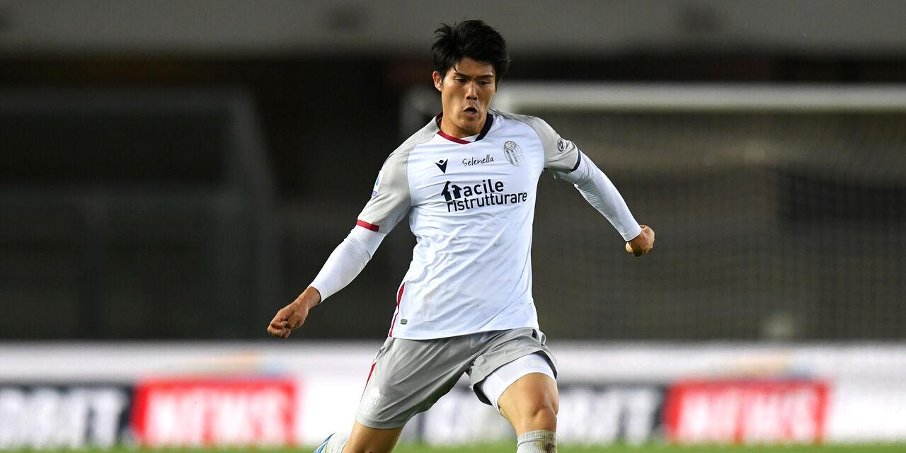 Calciomercato Bologna, è fatta per Tomiyasu all\'Arsenal (Getty Images)