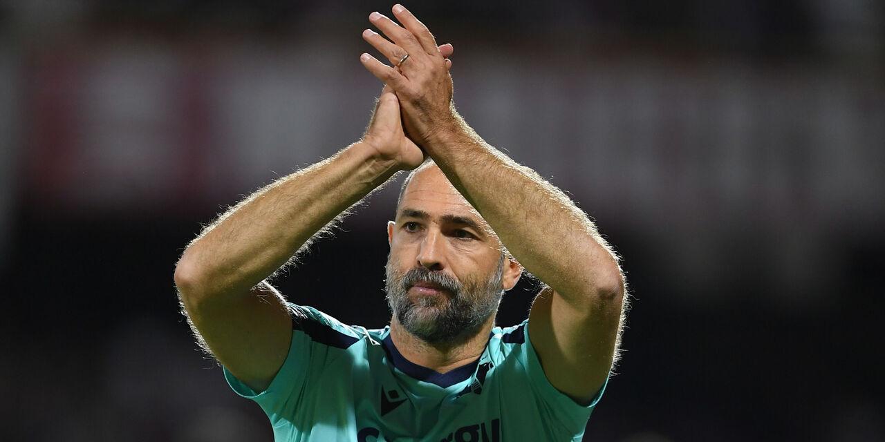 Genoa-Verona, le parole post-partita di Igor Tudor (Getty Images)