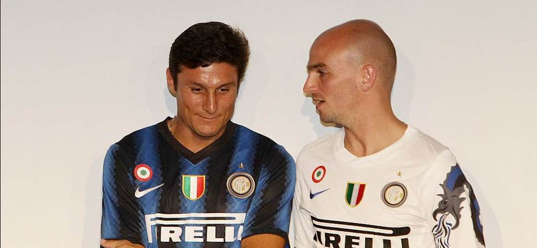 Zanetti e Cambiasso (getty)