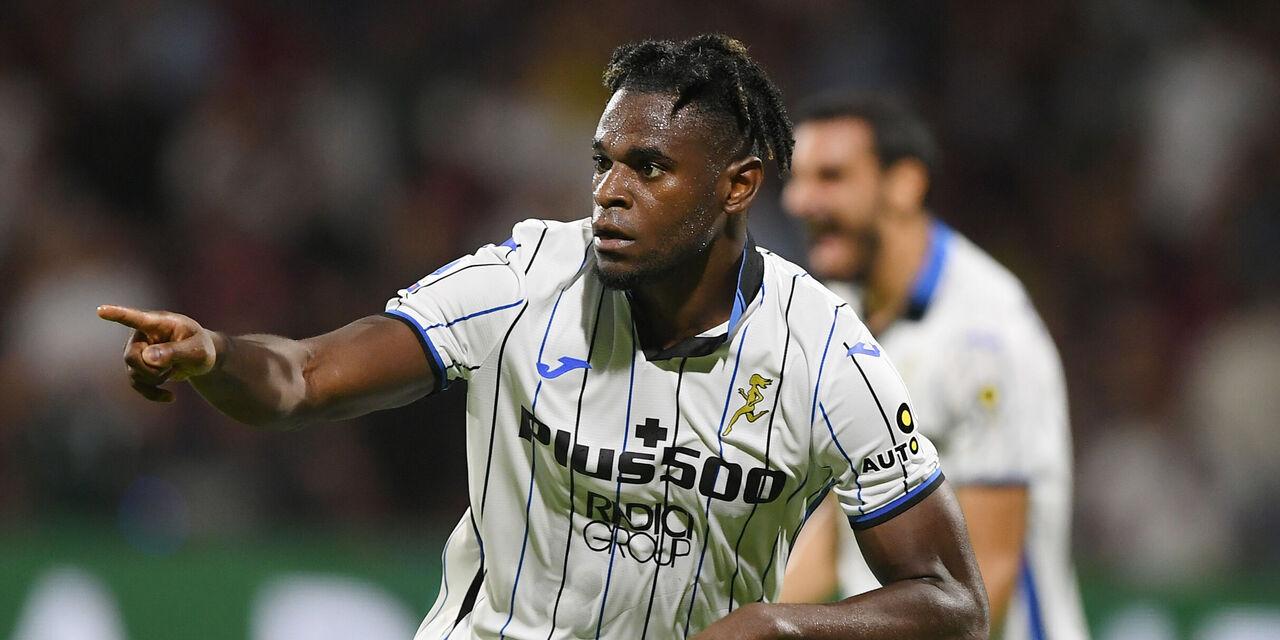 """Atalanta-Young Boys, Zapata: """"Gasperini ci fa ruotare, ci fa bene"""" (Getty Images)"""