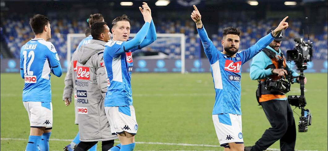 Zielinski e Insigne (getty)