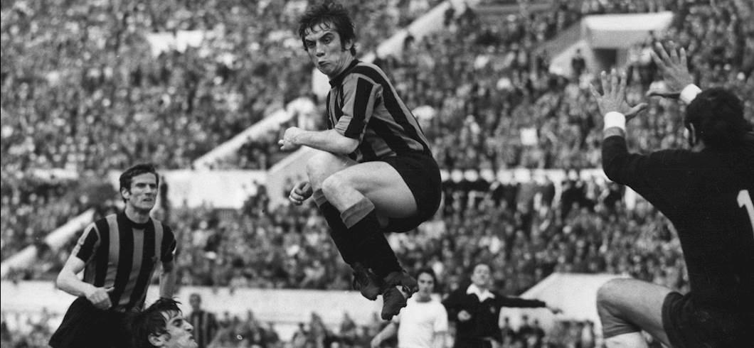 """Borussia-Inter e la lattina del '71. Boninsegna: """"Che botta in testa..."""" - VIDEO (Getty Images)"""