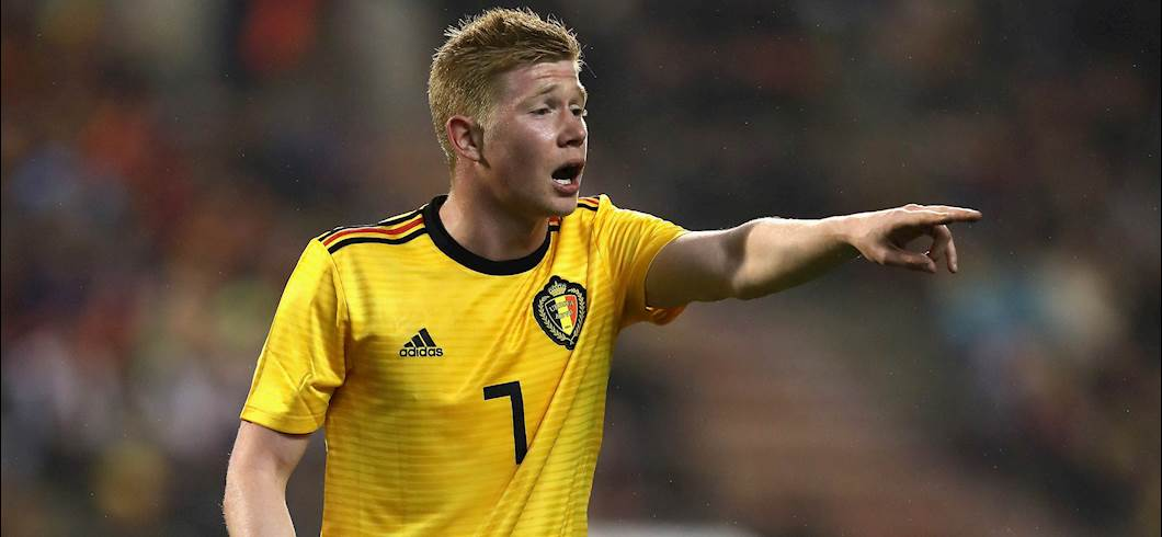 Belgio, out De Bruyne e Witsel con la Russia: neanche in panchina (Getty Images)