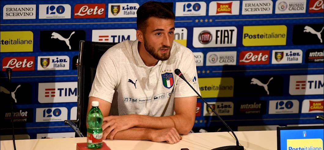 """Euro2020, Cristante su Italia-Austria: """"Ci faremo trovare pronti"""" (Getty Images)"""