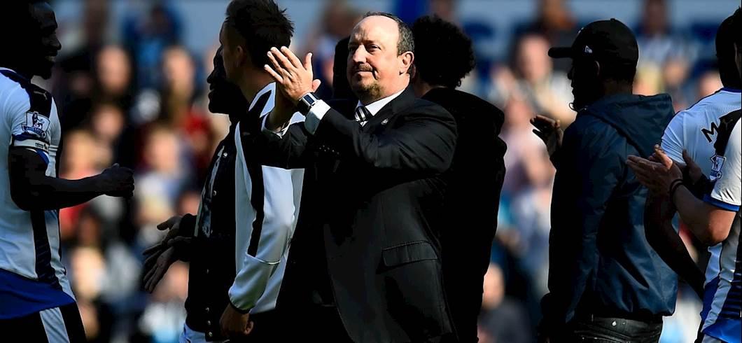 Napoli: telefonata a Benitez, gli ultimi aggiornamenti (Getty Images)