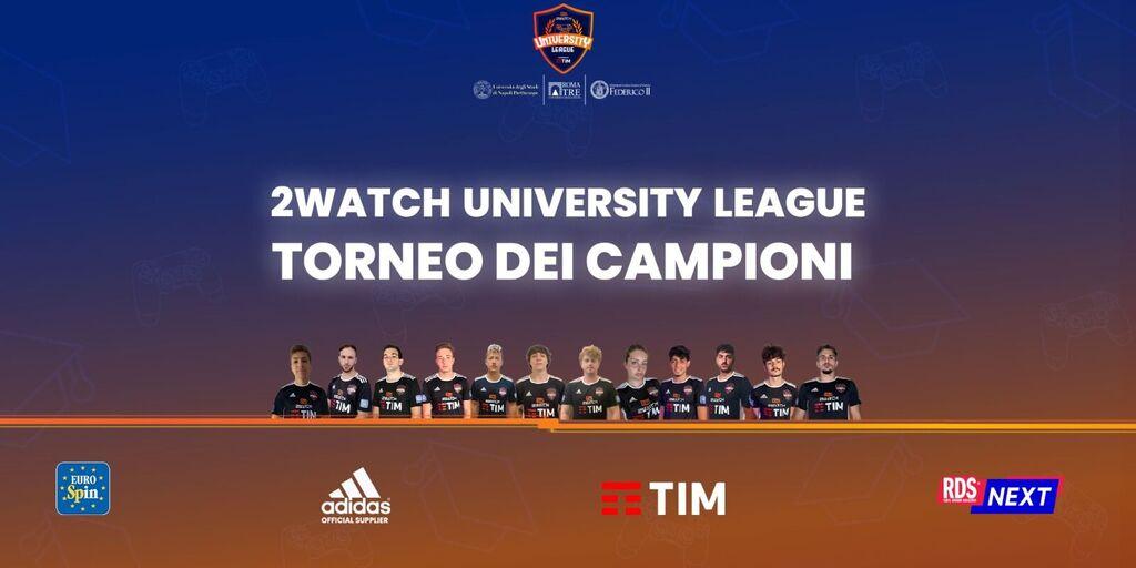 TIM University League, su FIFA 21 e Fortnite la prima competizione italiana tra università