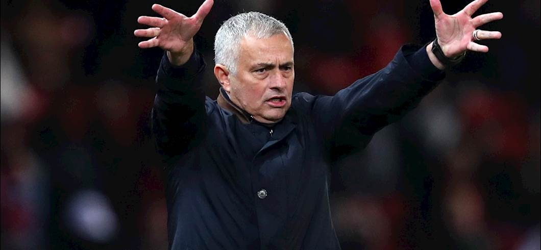 """Mourinho alla Roma, Buffa: """"Per i giallorossi uno con le spalle larghe"""" (Getty Images)"""
