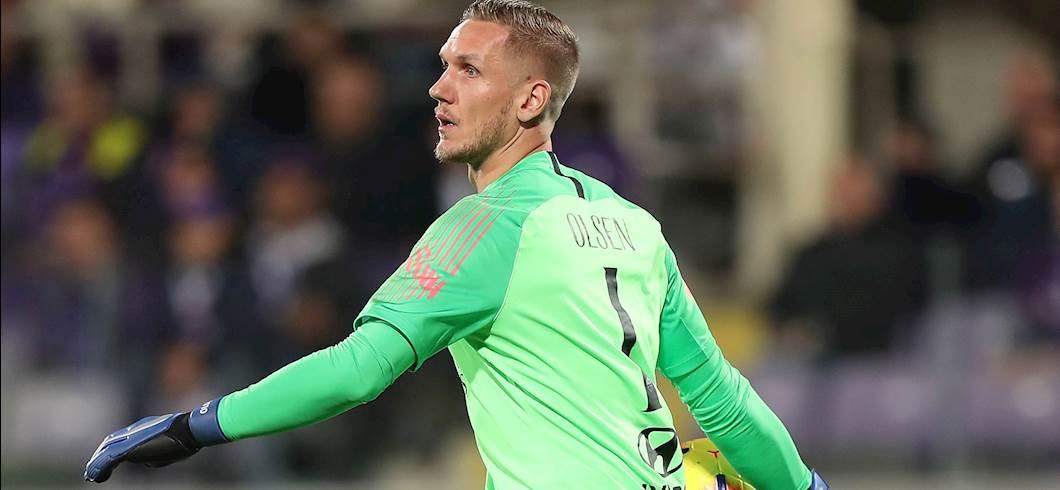 """Svezia, Olsen: """"All'Everton pensavo di giocare di più"""" (Getty Images)"""