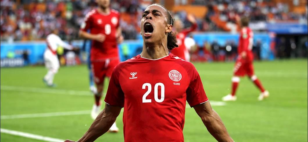 Euro2020, Danimarca-Russia: le formazioni ufficiali (Getty Images)