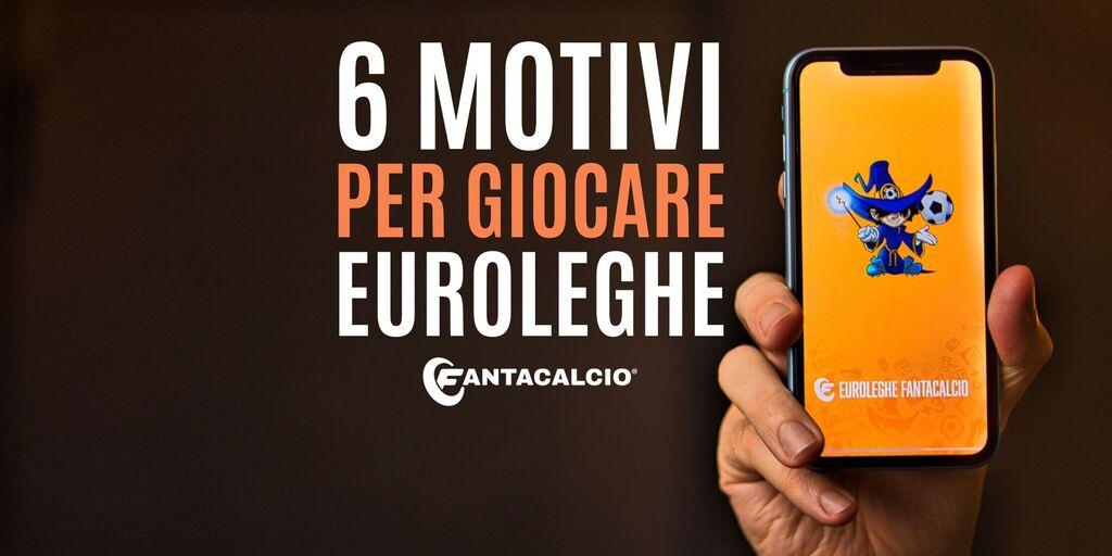 VIDEO - 6 motivi per giocare a Euroleghe Fantacalcio® ? feat. @Ludovico Rossini