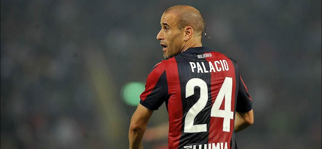 Palacio nella storia: tripletta a 39 anni suonati, nessuno come lui in A (Getty Images)
