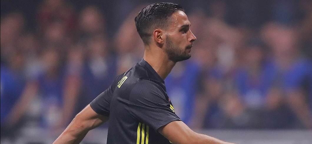 """De Sciglio: """"Juventus? Spero di rimanere al Lione"""" (Getty Images)"""