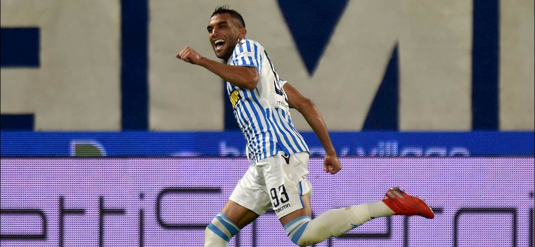 Mohamed Fares, Spal (Getty)