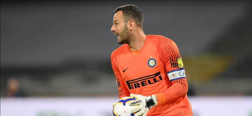 Handanovic rinnova: sarà ancora il titolare dell'Inter? (Getty Images)