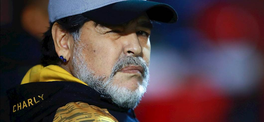 Argentina, è morto Maradona (Getty Images)