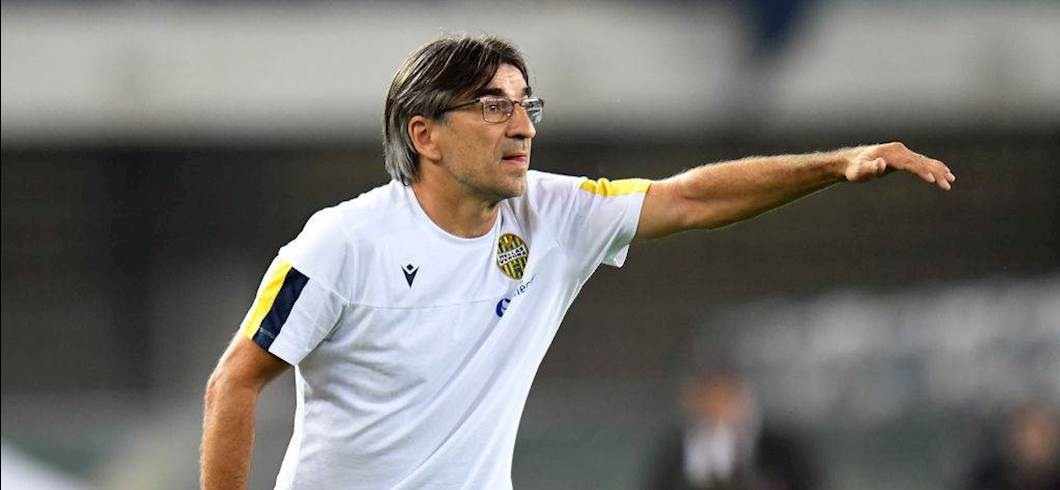 Hellas Verona, Juric (Getty Images)