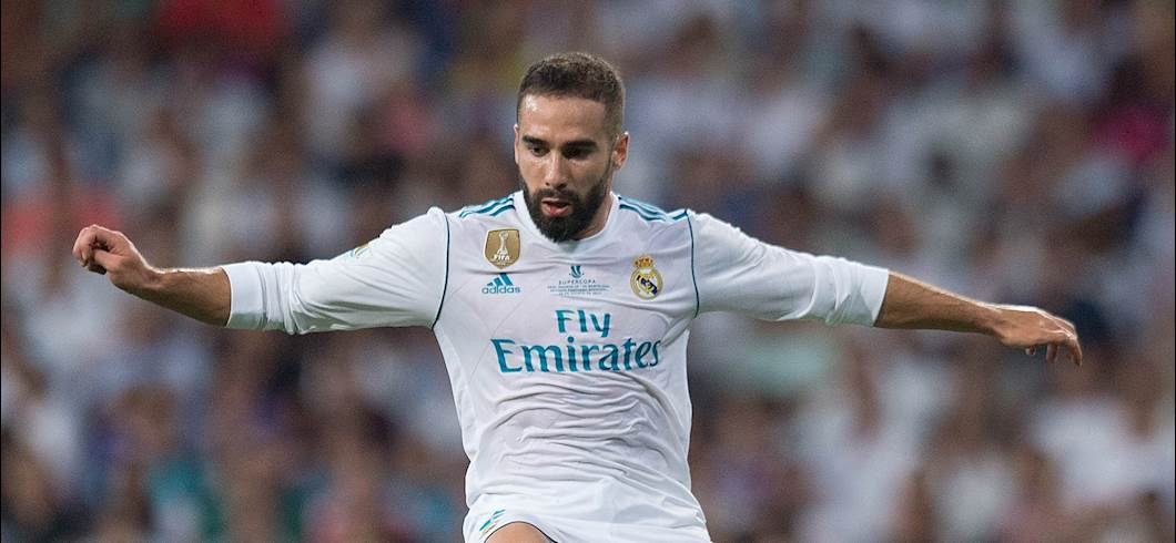 UFFICIALE - Real Madrid, rinnova Carvajal (Getty Images)