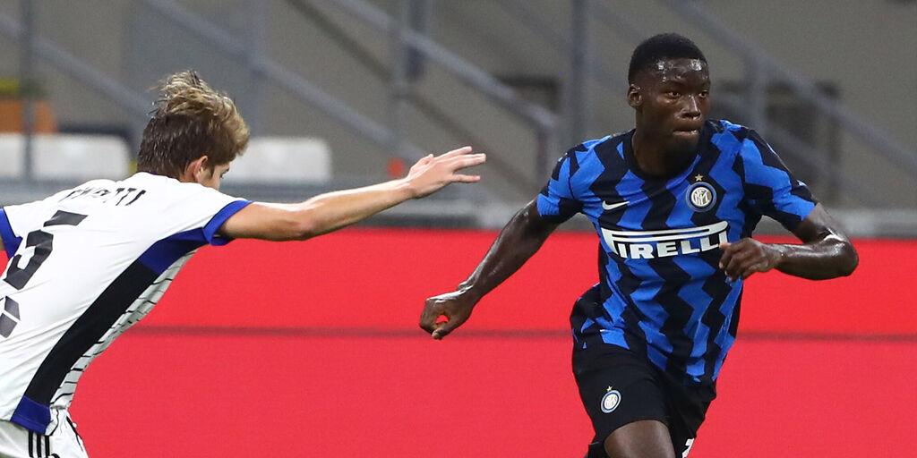 UFFICIALE - Spezia, arriva Agoumé dall'Inter (Getty Images)