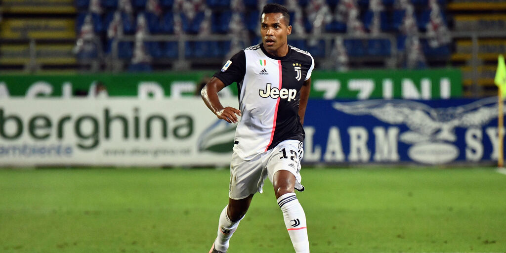 Juventus Alex Sandro (Getty Images)