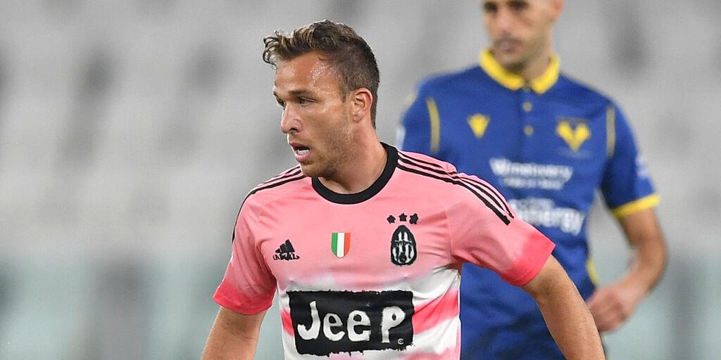 Arthur, +3 in Nazionale: la Juventus e il Fantacalcio aspettano i suoi bonus (Getty Images)