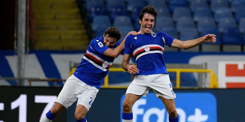 VIDEO - Sampdoria-Lazio 3-0: gol e highlights (Getty Images)