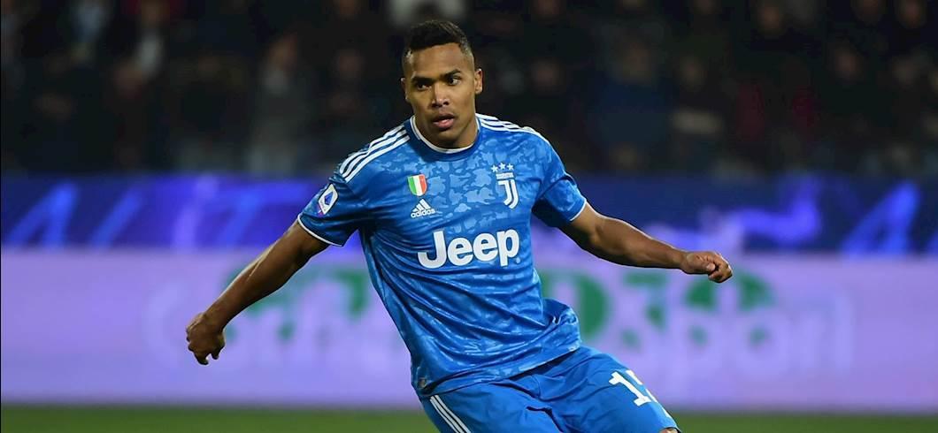 Juventus, infortunio per Alex Sandro: i dettagli (Getty Images)