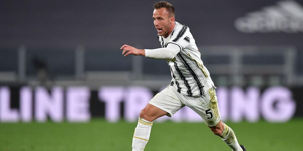 Juventus, Arthur si opera. Starà fuori circa tre mesi (Getty Images)