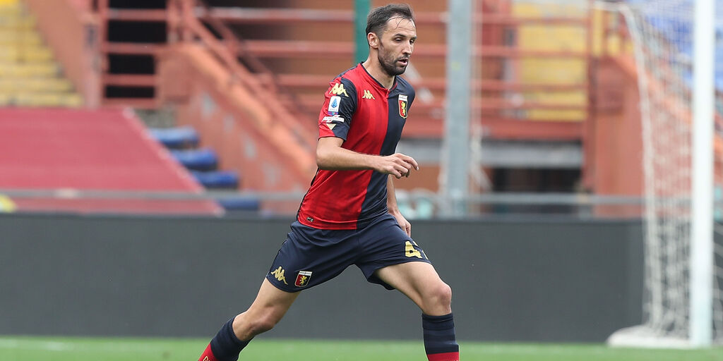 Badelj e Pjaca Genoa (Getty Images)