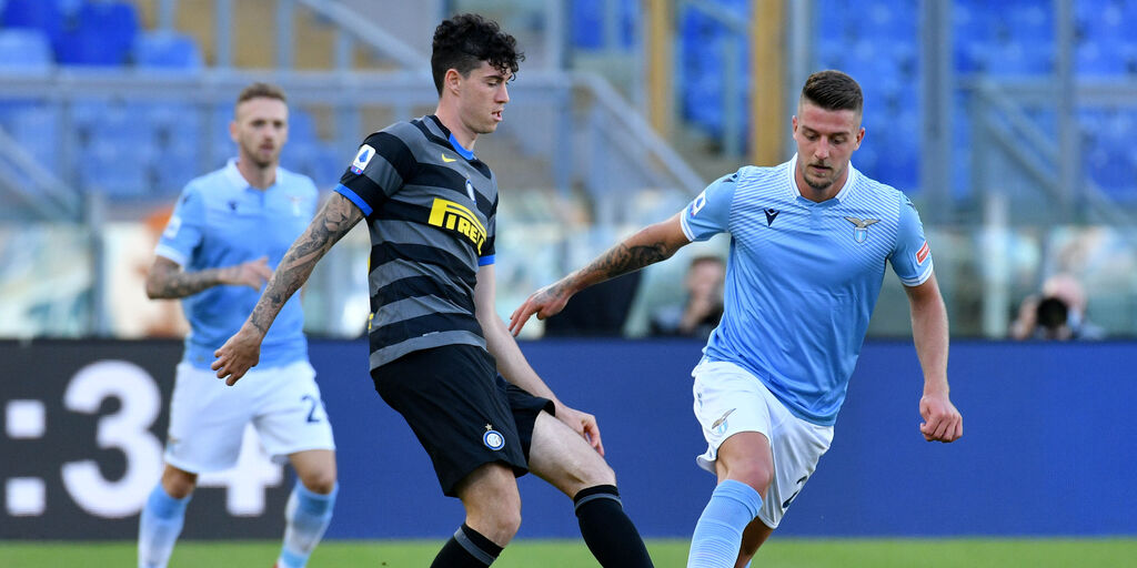 Inter: Bastoni può recuperare per il derby (Getty Images)
