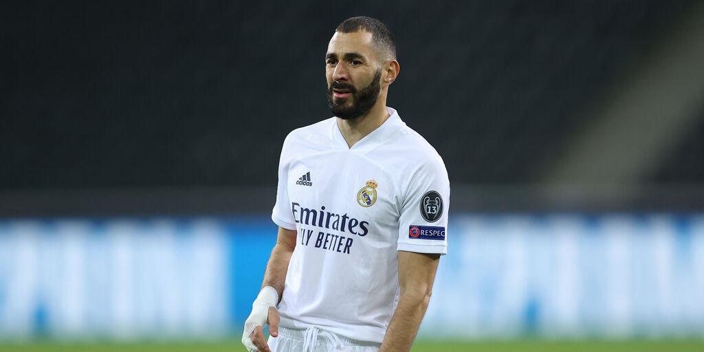Real Madrid: Benzema positivo al Coronavirus (Getty Images)