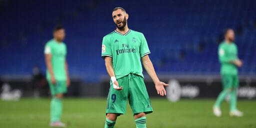 Karim Benzema (Getty Images)