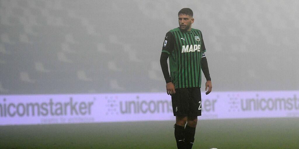 """Calciomercato Sassuolo, ag. Berardi: """"Potrebbe restare a vita"""" (Getty Images)"""