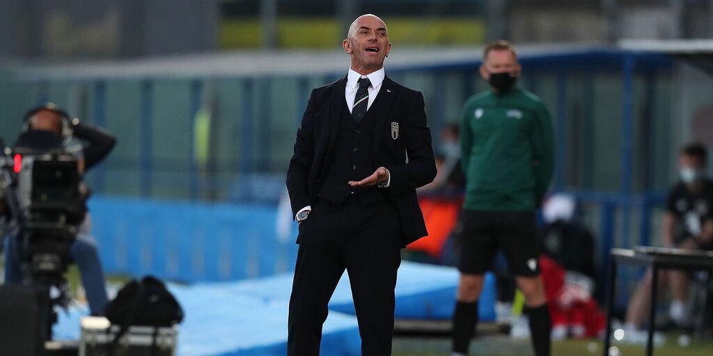 """Under 21, Bollini: """"Questa è la vittoria del Club Italia. Grande senso del gruppo"""" (Getty Images)"""